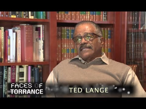 Faces of Torrance 01.18 TED LANGE More Than An Actor
