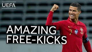 CRISTIANO RONALDO: Best Free-kicks