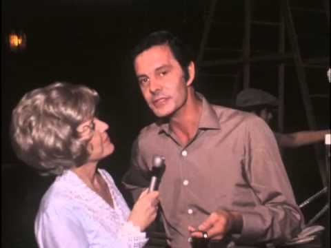 Bette Rogge interviews Louis Jourdan.