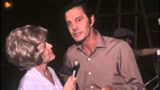 Bette Rogge interviews Louis Jourdan.