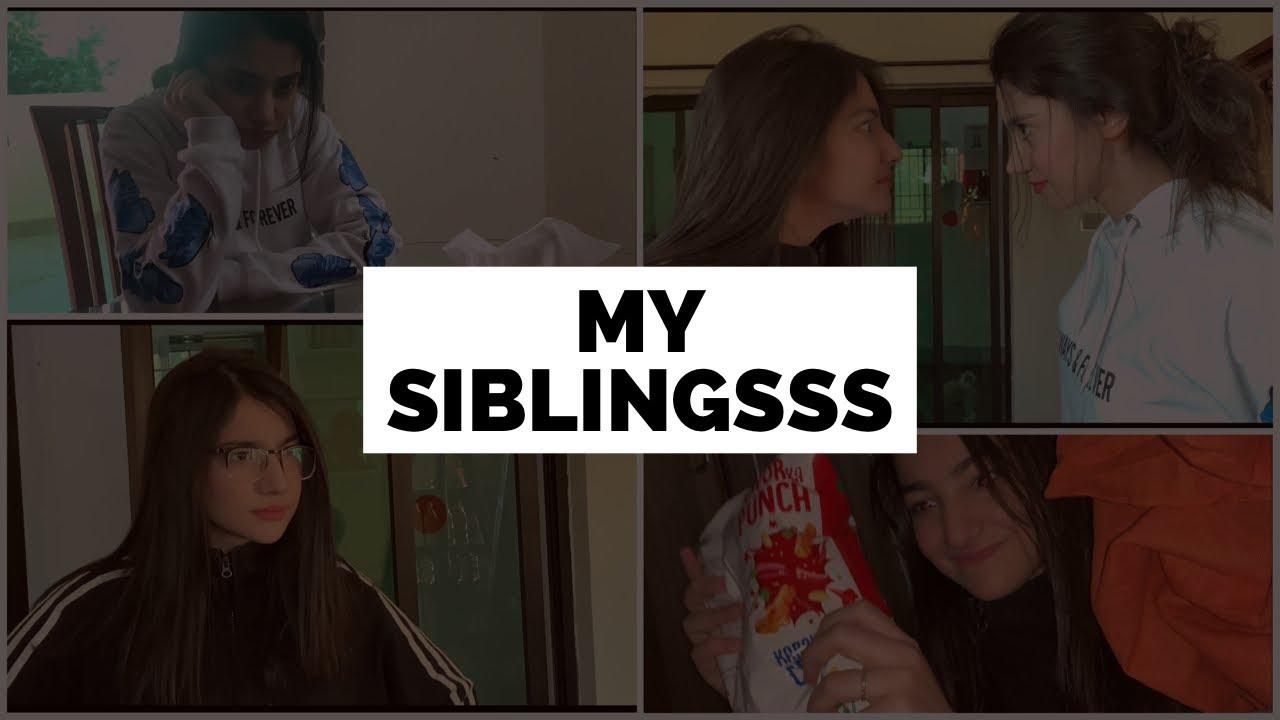 Download My Siblings | Maimoona shah