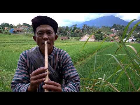 Bah sapari suling Sunda (di Maribaya)