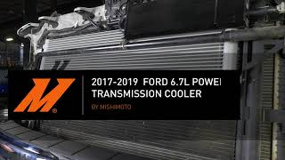 homepage tile video photo for 2017-2019 Ford 6.7L Powerstroke w/ 6R140 TorqShift Transmission Cooler Install Guide by Mishimoto