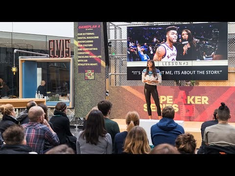 Learning From the Journey With ESPN's Maria Taylor
