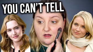 TRYING TO DO MY MAKEUP LIKE THE MOVIES... SO YOU CAN