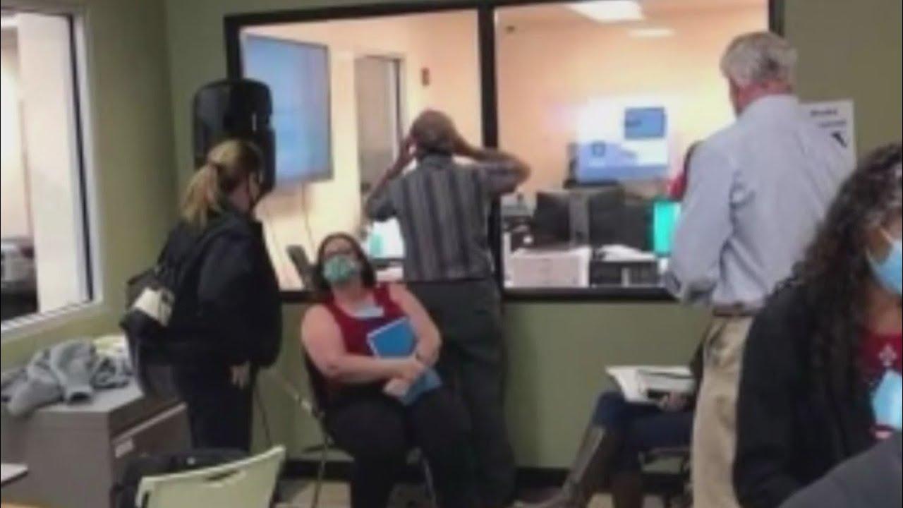 Travis County clerk halts 'media room' sequestration of poll watchers