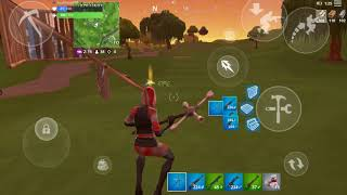 Fortnite Android - Samsung Galaxy S7 Edge - 8 Kills - The 'pickup glitch'