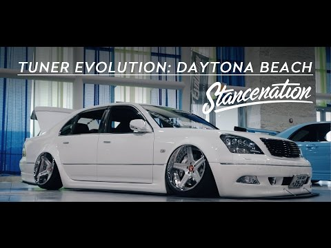 Tuner Evolution: Daytona Beach | Presented by Stancenation (4K)