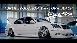 Tuner Evolution: Daytona Beach   Stancenation Official Recap Film (4K)