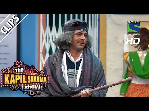 Dr. Gulati attacks on Chappu's Gym -The Kapil Sharma Show-Episode 37 -27th August 2016