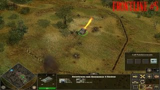 Let's Play Frontline Fields of Thunder #06 - Wehrmacht - Forest Camp