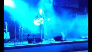 David Fonseca-angel song (vizela)13/08/2010