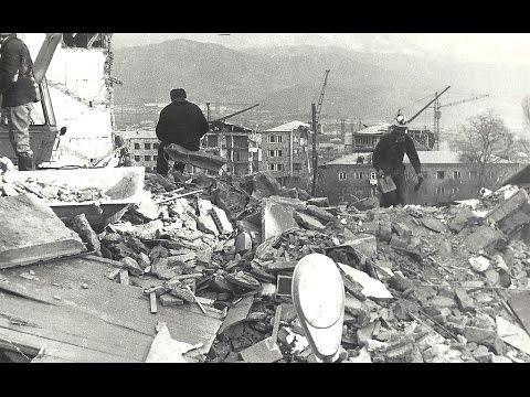 Землятрясения Армении