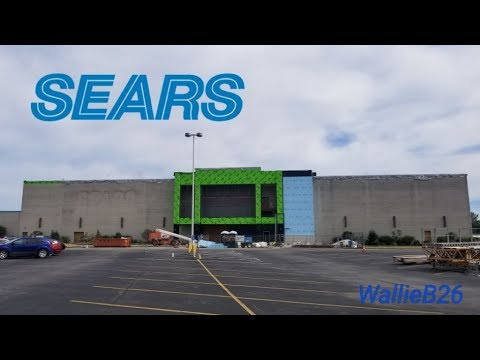 Abandoned Sears Becoming Boscovs In Erie Pa Youtube