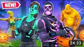 The Halloween Skin Challenge In Fortnite! 389,635 views