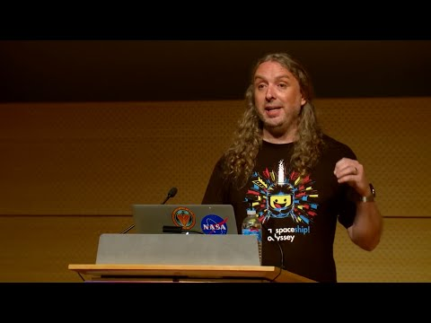 Keynote - Into the Future, with Magic Leap