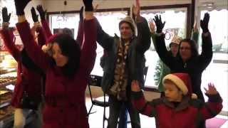 Bootleg Yoga Christmas Caroling December 20, 2014