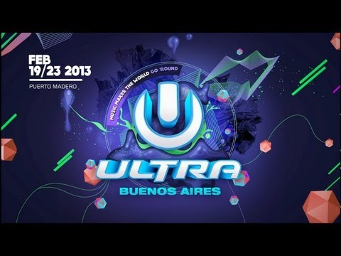 ULTRA BUENOS AIRES 2013 (Official Teaser)