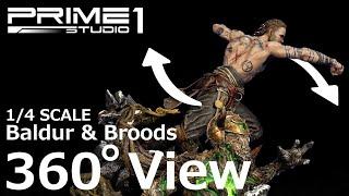 UPMGOW-01 GOW Baldur & Broods 360