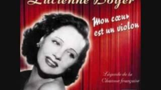 Lucienne Boyer - Que reste-t-il de nos amours?