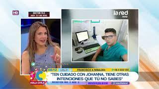 """Ten cuidado con Johanna"": Los mensajes de Francisco Silva a Nibaldo Villegas antes de asesinarlo"