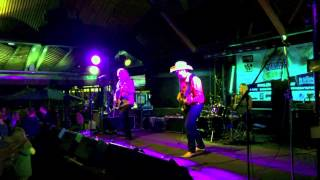 Diddley Bo Dixon - Gibson By My Side - Beach Hotel Byron Bay