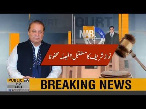 Accountability Court reserves verdict of AlAzizia and Flagship References against Nawaz Sharif