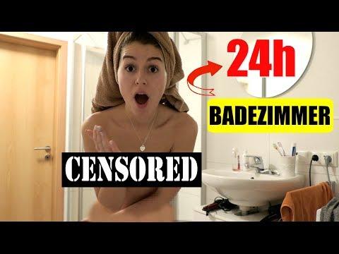 24h eingesperrt im Badezimmer l OMG l Sara Desideria