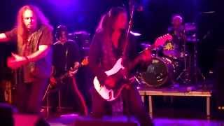 "Red Dragon Cartel (Jake E Lee) - ""The Ultimate Sin"" (Ozzy Osbourne) Live In Charlote, NC"