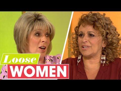 Do Women Secretly Enjoy Watching TV Sexual Violence? | Loose Women