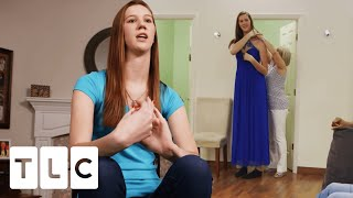 "6'9"" High School Student Hopes Her Crush Will Ask Her To Prom! 