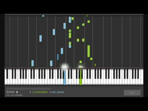 Synthesia - Variations on the Kanon (George Winston)