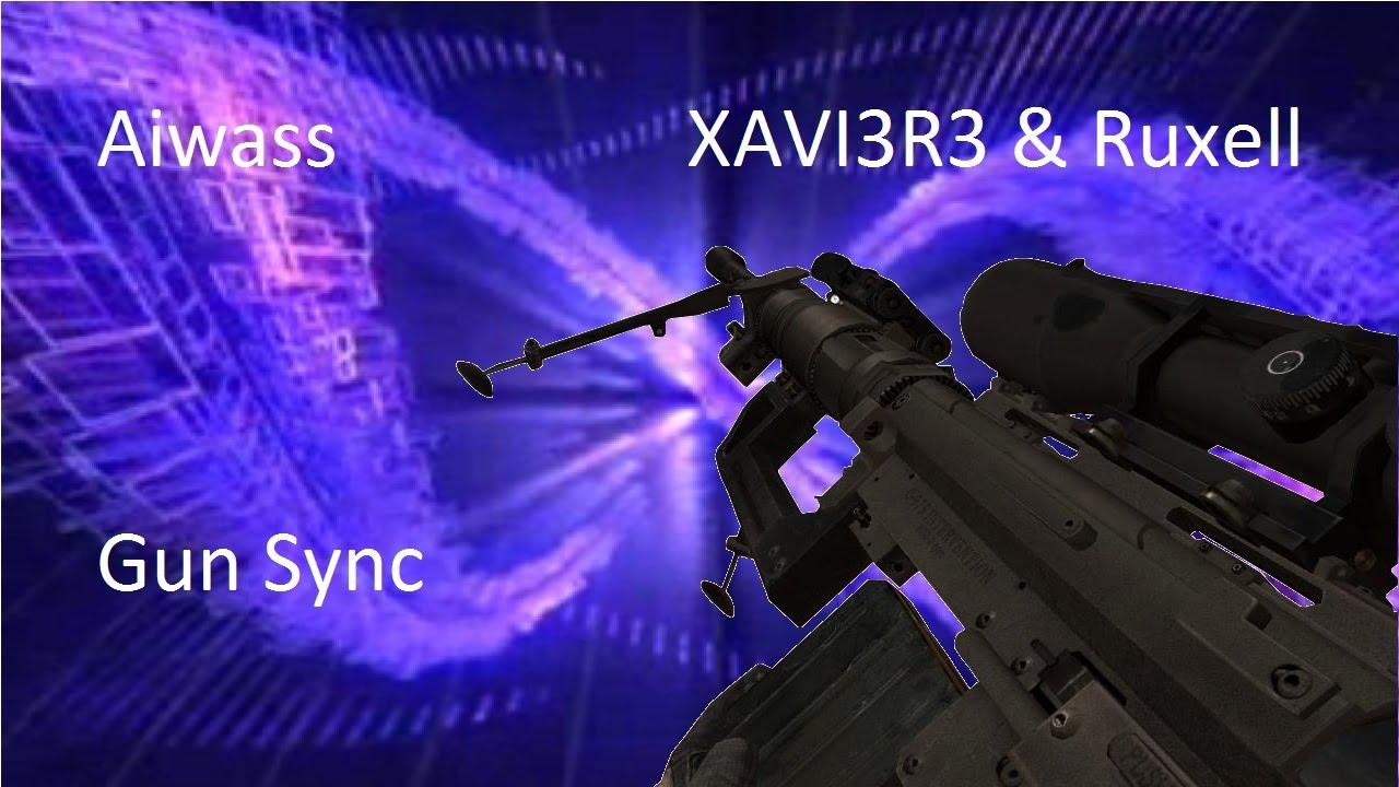 #Modern Warfare 2 Gun Sync - Aiwass