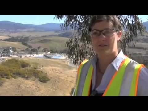 Icon Water What is Lower Molonglo Water Quality Control Centre