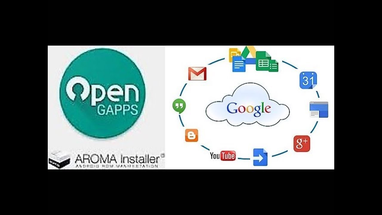 Open GApps Aroma Installer 2018 For all Android Devices