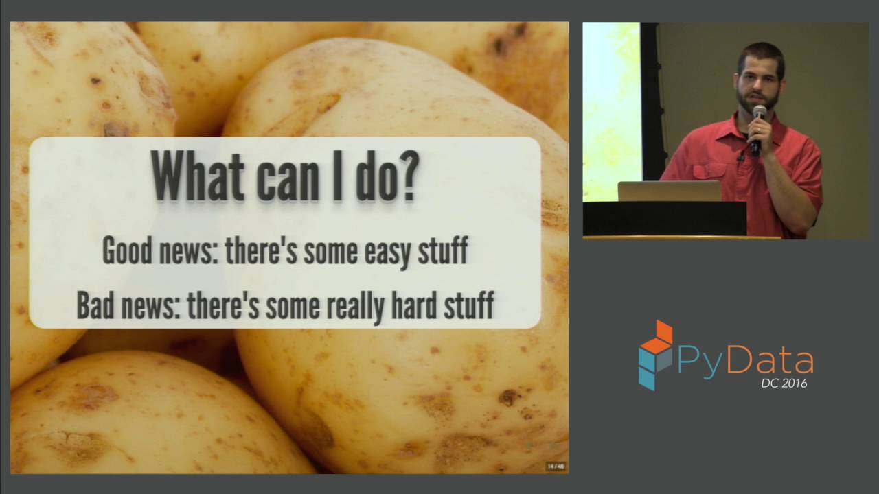 Image from Eat Your Vegetables Data Security for Data Scientists