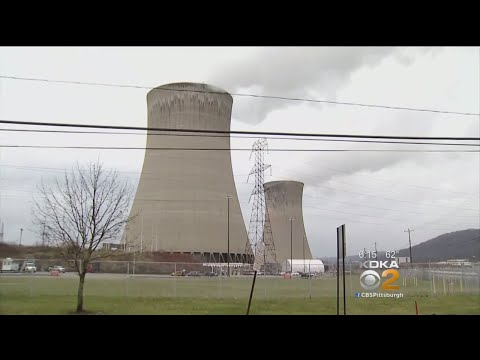 FirstEnergy Starts Process Of Shutting Down Beaver Valley Power Plant