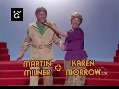 Password Plus - Martin Milner & Karen Morrow (March 30, 1979)