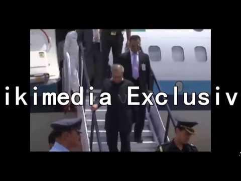President Pranav Mukherjee visits To Raipur