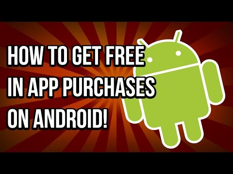 how to get free in app purchases android root
