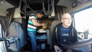 Mini Konwój 2 trucki PRINCE. 30.12.2016 - 02.01.2017