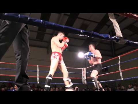 Daryl Murtagh vs Casey Walshe - Warrior FC V