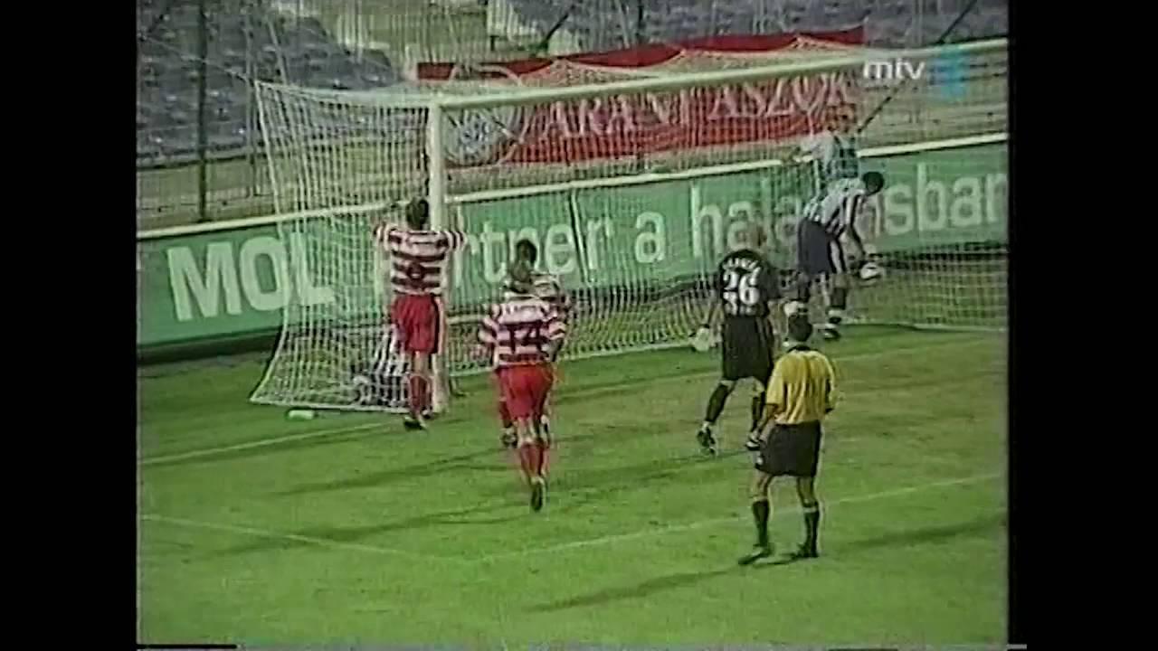 Újpest-Sopron | 1-3 | 2003. 08. 01 | MLSZ TV Archív