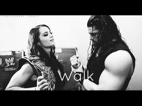 Roman Reigns & Paige - Walk