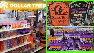 Halloween at The Dollar Tree * Come With Me 2019