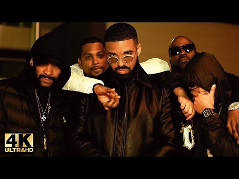Drake - Money In The Grave (Music Video) Ft. Rick Ross