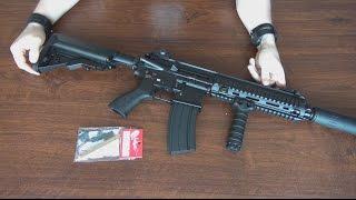 (Airsoft) Unboxing the HK416D Devgru Tokyo Marui