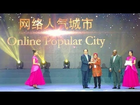 Surabaya Menang Guangzhou Awards 2018