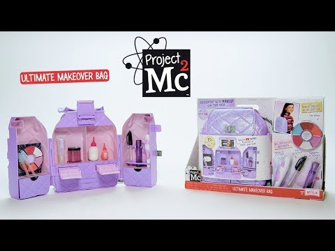 Project Mc² | Ultimate Makeover Bag | :30 Commercial | DIY Cosmetics Kit