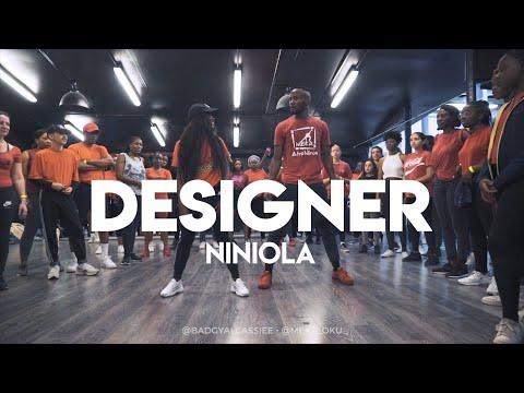 Niniola - Designer (feat. Sarz) | Meka Oku & Bad Gyal Cassie Afro Dance Choreography